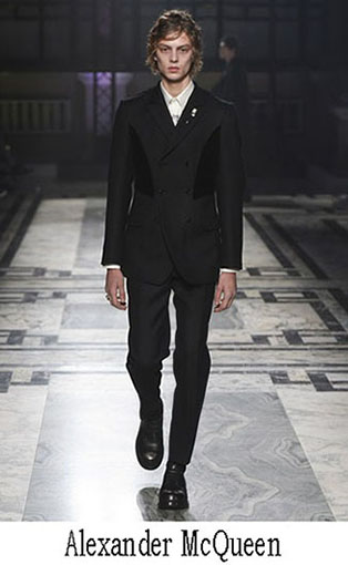 Alexander McQueen Fall Winter 2016 2017 Style Men 3