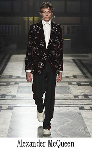 Alexander McQueen Fall Winter 2016 2017 Style Men 31