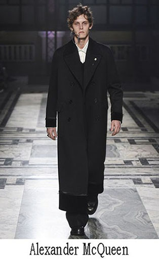 Alexander McQueen Fall Winter 2016 2017 Style Men 4