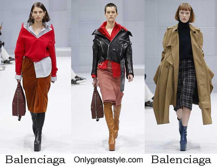 Balenciaga Fall Winter 2016 2017 Fashion Clothing For Women