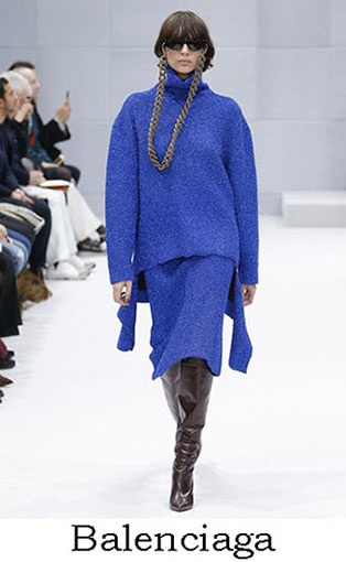Balenciaga Fall Winter 2016 2017 Fashion For Women 12
