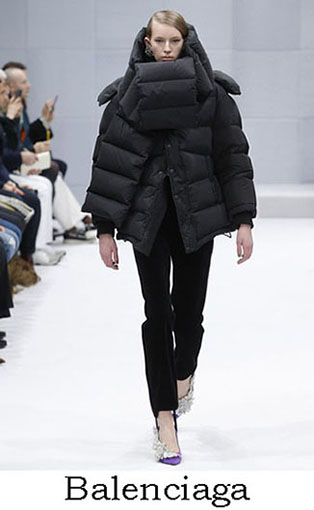 Balenciaga Fall Winter 2016 2017 Fashion For Women 14