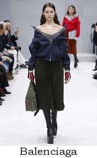 Balenciaga Fall Winter 2016 2017 Fashion For Women 17