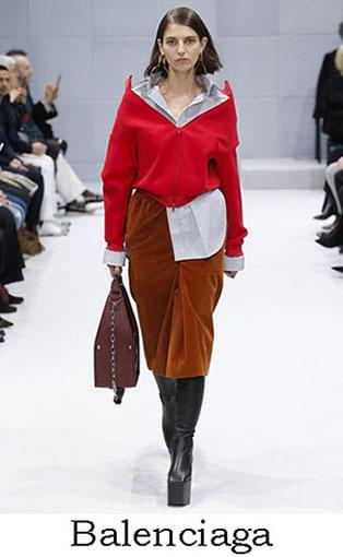 Balenciaga Fall Winter 2016 2017 Fashion For Women 18