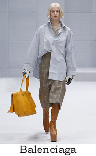 Balenciaga Fall Winter 2016 2017 Fashion For Women 19