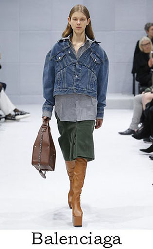Balenciaga Fall Winter 2016 2017 Fashion For Women 23