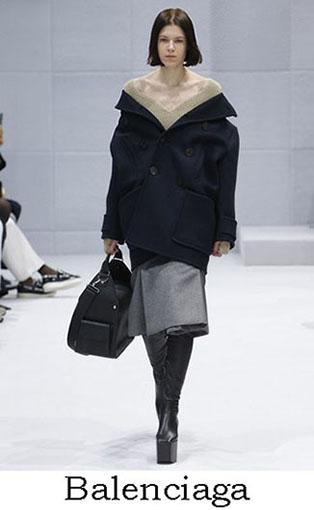 Balenciaga Fall Winter 2016 2017 Fashion For Women 24