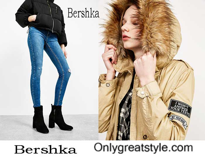 Bershka Fall Winter 2016 2017 Style Brand For Women