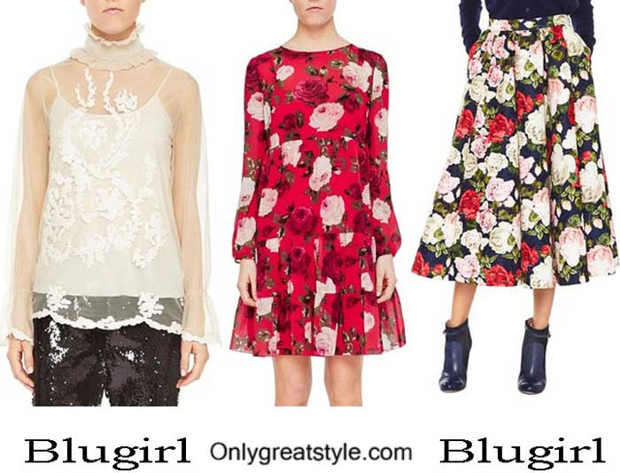 Blugirl Fall Winter 2016 2017 Fashion Clothing For Women