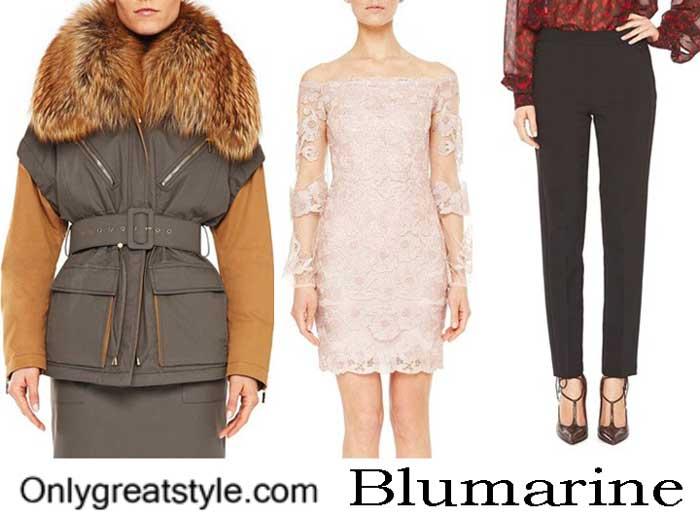 Blumarine Fall Winter 2016 2017 Lifestyle For Women