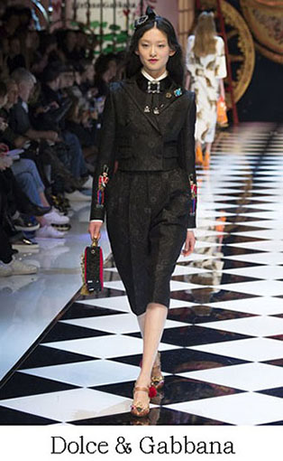 Brand Dolce Gabbana Style Fall Winter 2015 2016 Look 31