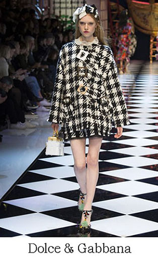 Brand Dolce Gabbana Style Fall Winter 2015 2016 Look 47