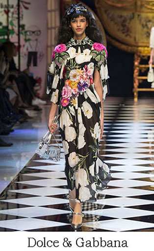 Brand Dolce Gabbana Style Fall Winter 2015 2016 Look 49