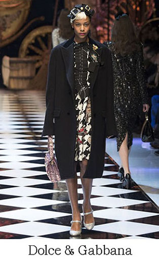 Brand Dolce Gabbana Style Fall Winter 2015 2016 Look 53