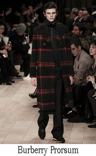 Burberry Prorsum Fall Winter 2016 2017 Clothing Men 1