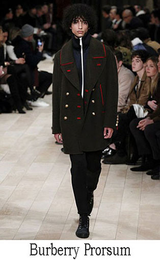 Burberry Prorsum Fall Winter 2016 2017 Clothing Men 10