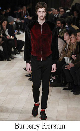 Burberry Prorsum Fall Winter 2016 2017 Clothing Men 11