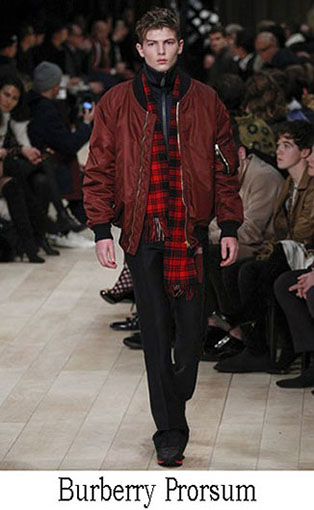 Burberry Prorsum Fall Winter 2016 2017 Clothing Men 12