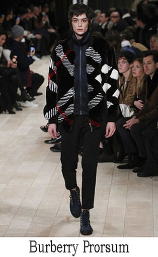 Burberry Prorsum Fall Winter 2016 2017 Clothing Men 13