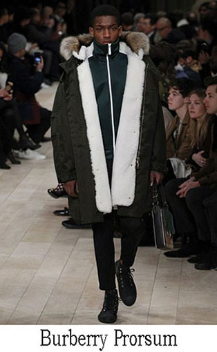 Burberry Prorsum Fall Winter 2016 2017 Clothing Men 14