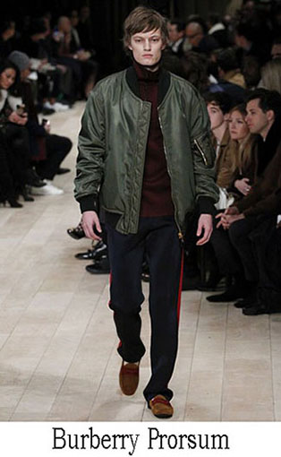 Burberry Prorsum Fall Winter 2016 2017 Clothing Men 16