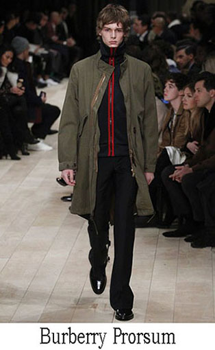 Burberry Prorsum Fall Winter 2016 2017 Clothing Men 18