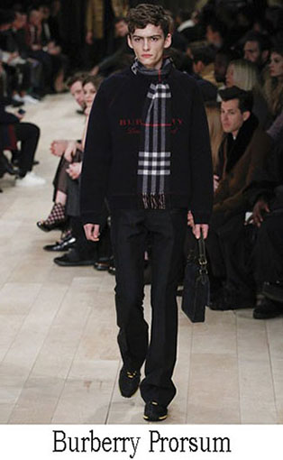 Burberry Prorsum Fall Winter 2016 2017 Clothing Men 19