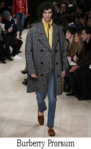 Burberry Prorsum Fall Winter 2016 2017 Clothing Men 2