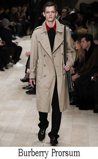 Burberry Prorsum Fall Winter 2016 2017 Clothing Men 22