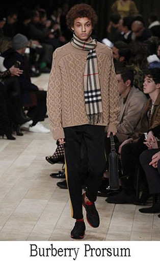 Burberry Prorsum Fall Winter 2016 2017 Clothing Men 24