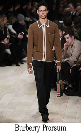 Burberry Prorsum Fall Winter 2016 2017 Clothing Men 28