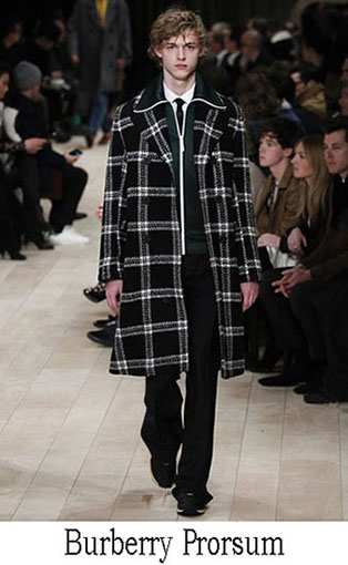 Burberry Prorsum Fall Winter 2016 2017 Clothing Men 41
