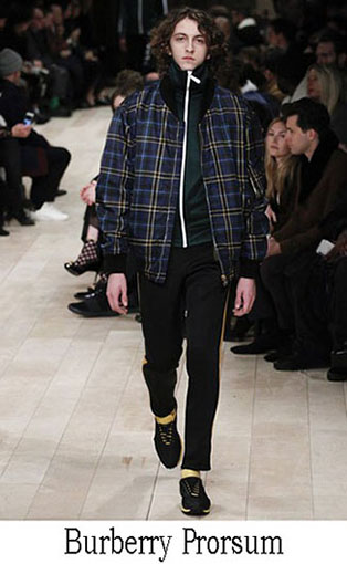 Burberry Prorsum Fall Winter 2016 2017 Clothing Men 45