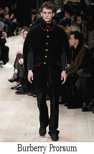 Burberry Prorsum Fall Winter 2016 2017 Clothing Men 6