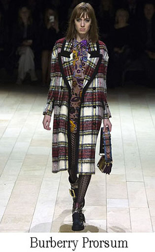 Burberry Prorsum Fall Winter 2016 2017 Lifestyle Look 25