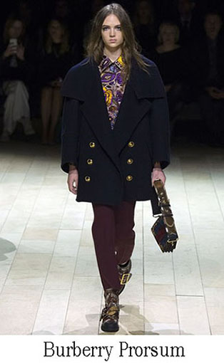 Burberry Prorsum Fall Winter 2016 2017 Lifestyle Look 27
