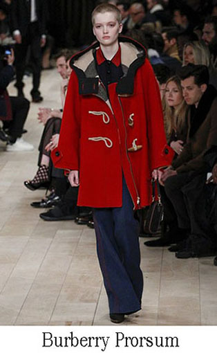 Burberry Prorsum Fall Winter 2016 2017 Lifestyle Look 3
