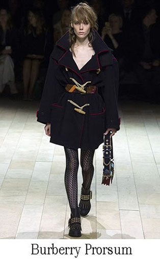 Burberry Prorsum Fall Winter 2016 2017 Lifestyle Look 33