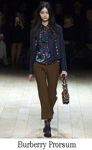 Burberry Prorsum Fall Winter 2016 2017 Lifestyle Look 39
