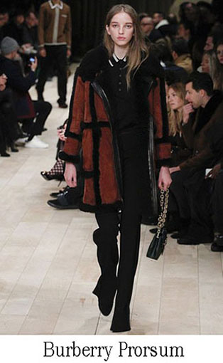 Burberry Prorsum Fall Winter 2016 2017 Lifestyle Look 6