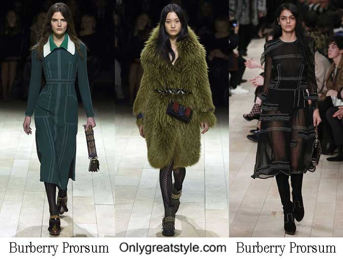 Burberry Prorsum Fall Winter 2016 2017 Lifestyle Women