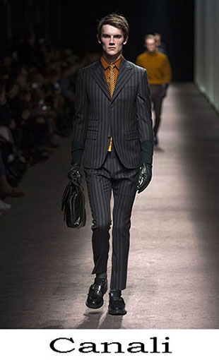 Canali Fall Winter 2016 2017 Lifestyle For Men Look 11