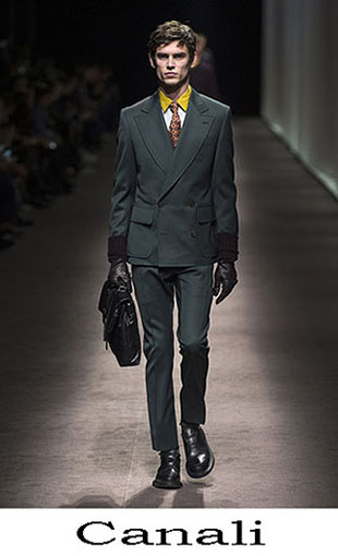 Canali Fall Winter 2016 2017 Lifestyle For Men Look 13