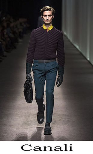 Canali Fall Winter 2016 2017 Lifestyle For Men Look 14