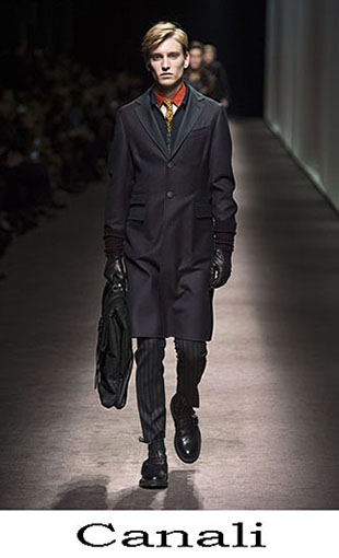 Canali Fall Winter 2016 2017 Lifestyle For Men Look 15