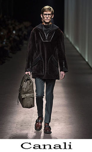 Canali Fall Winter 2016 2017 Lifestyle For Men Look 17