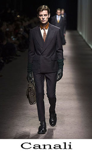 Canali Fall Winter 2016 2017 Lifestyle For Men Look 18