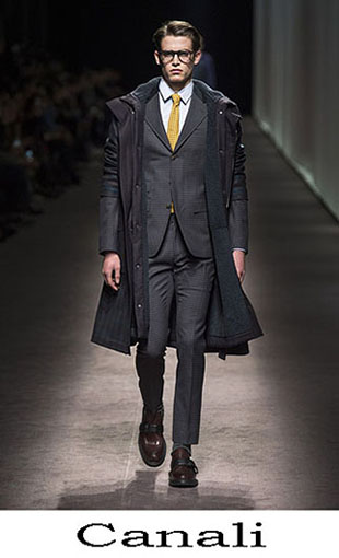Canali Fall Winter 2016 2017 Lifestyle For Men Look 19