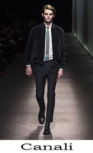 Canali Fall Winter 2016 2017 Lifestyle For Men Look 2