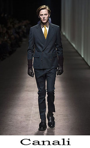 Canali Fall Winter 2016 2017 Lifestyle For Men Look 20